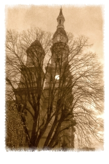 cathedral sepia_8x12_grunge